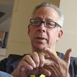 David Ansen at the Starz Denver Film Festival