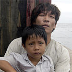 The movie doesn't take any shortcuts in showing us Binh's journey