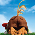Disney is not afraid to show the crass end of its chicken