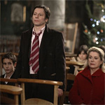 Amalric and Deneuve share a warm coldness together as least-favorite son and mother