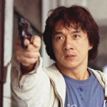 Jackie wanted to try his hand at serious action drama