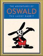 Oswald is lucky to be back home with Disney