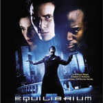 Acting and action save Equilibrium from becoming just another drinking-game movie