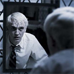 Draco cuts a tragic figure in what would make a good spinoff