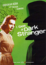 Dark Stranger is solid entertainment with great picture quality on a bare-bones DVD