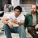 Shyamalan inserts himself to the detriment of his movies