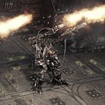 Giant killer robots defend Zion