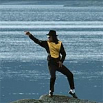 """""""Michael Jackson"""" finds his soul in Scotland"""