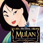 Mulan is Disney's cartoon chop suey