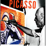 Picasso's paintings were destroyed after filming