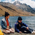 Juan gets indoctrinated in the gorgeous, remote andes