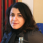 Through her graphic novels, movie, or a one-on-one chat, Satrapi doesn't mince words