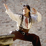 Jackie Chan provides the film's saving grace