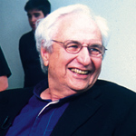 Gehry is is part low profile, part egomaniacal