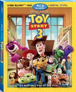 Disney/Pixar packs 4 discs of fun