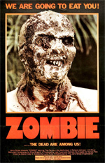 Fulci adds to the zombie canon