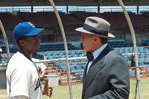 Jackie and Branch make baseball history