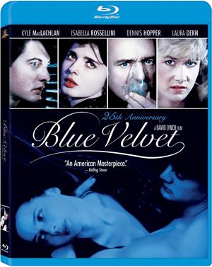 Blue Velvet is now on Blu-ray