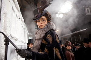 Knightley's performance grounds the exuberance