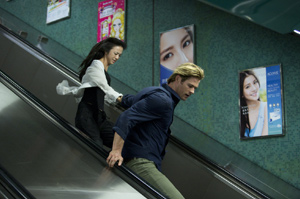 Hemsworth and Wei in Blackhat