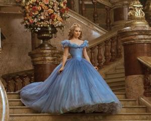 Cinderella (Lily James)