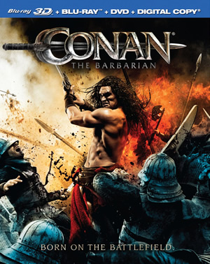 Conan the Blu-ray
