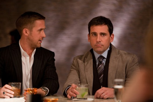 Gosling shuts up Carell by giving him manhood lessons