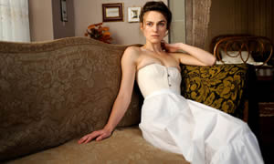 Keira Knightley as Sabina Spielrein