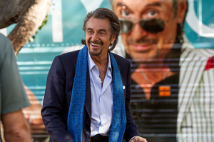 Pacino as Danny Collins... and The Danny Collins