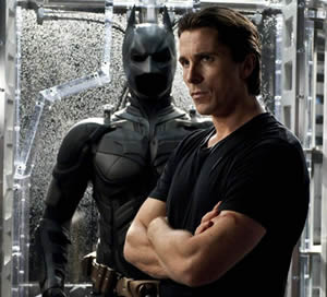Bruce Wayne (Christian Bale)