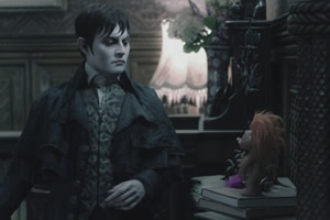 Barnabas Collins (Johnny Depp)