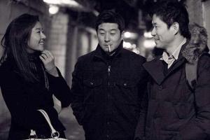 Seongjoon (right) returns home