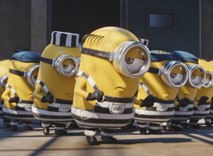 The minions are back!