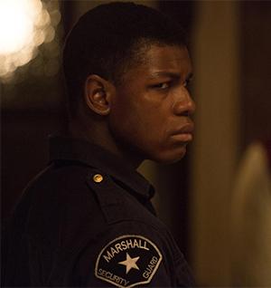 John Boyega as Melvin Dismukes