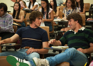 Linklater goes to college