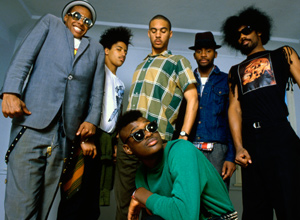 If you're like me, Fishbone needs no introduction...