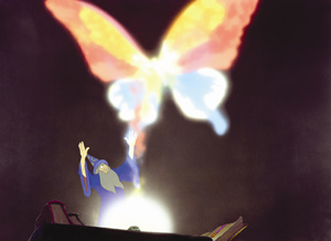 Fantasia was a big leap in artistic sensibilities for commercial films