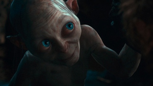 Serkis brings Gollum back to life