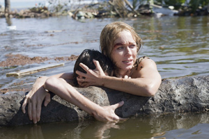 Naomi Watts takes a beating in a harrowing movie about a real-life disaster