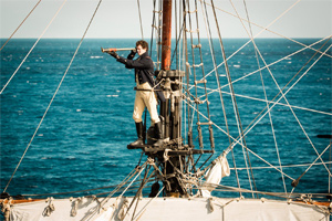 Whishaw peers into the heart of the sea