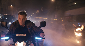 Matt Damon gets re-Bourne