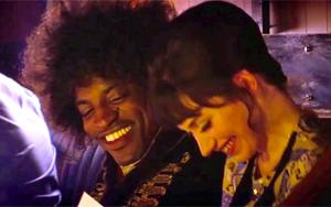 Benjamin makes a convincing, confident Hendrix