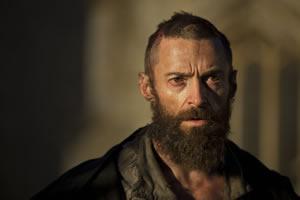 Jean Valjean (Hugh Jackman)