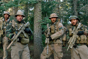 Band-of-brothers camaraderie drives the SEALs