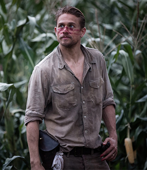Charlie Hunnam is Percy Fawcett