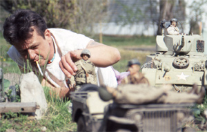 Mark sets up life in Marwencol