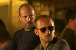 Jason Statham and Ben Foster