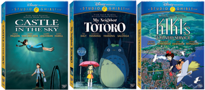 Miyazaki special editions an improvement over previous editions