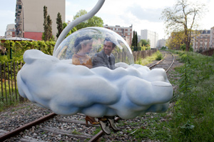 Gondry's visual wit on display