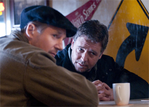 Neeson and Crowe contemplate what it takes
